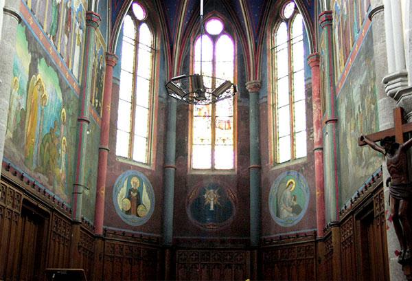 Eglise Saint Denis en Bugey