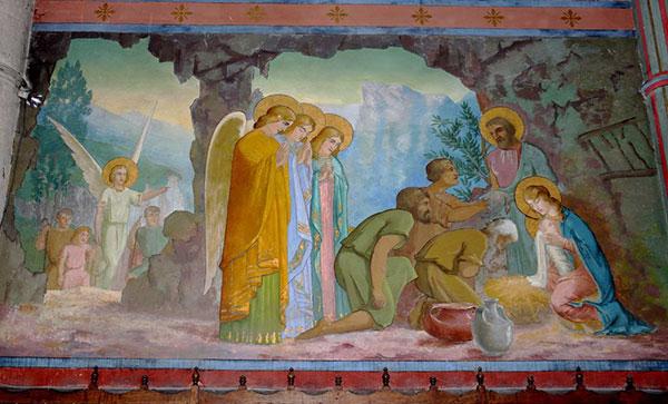 Nativité - Eglise Saint Denis en Bugey