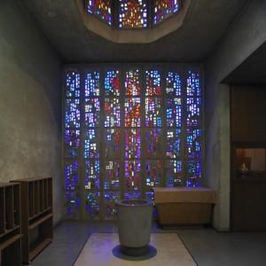 Baptistère Ste-Marie-de-la-Guillotière