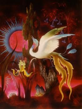 oiseau-soleil-rouge