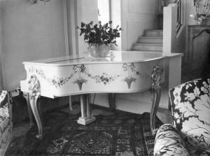 piano ivoire